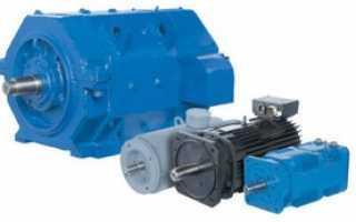Что такое двигатель пост тока