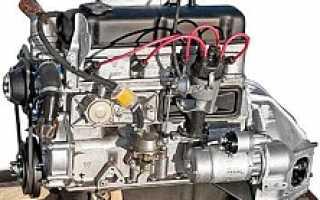 Что такое двигатель умз 4216