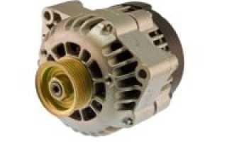 Щеточный двигатель как генератор