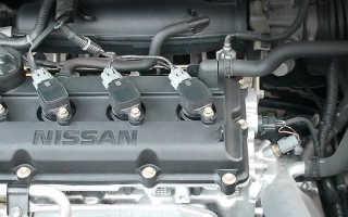 Что такое двигатель qr20