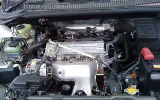 Toyota gaia какие двигателя