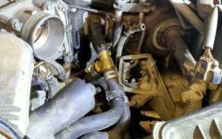 Что такое тройник в двигателе