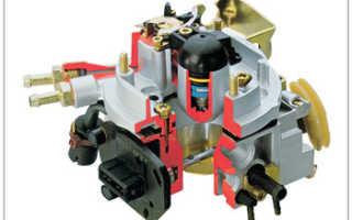 Что такое впрысковый двигатель