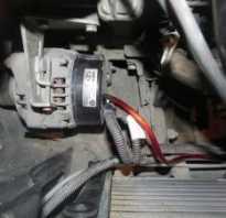 Как снять генератор ваз 2114