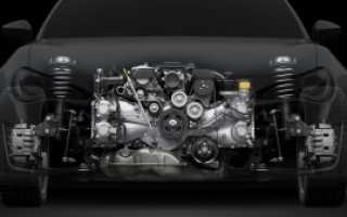 Что такое опозитный двигатель