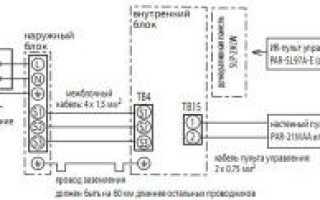 Двигатели для кондиционеров схема включения