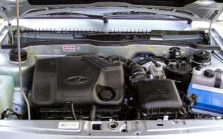 Датчики на двигателе ваз 2114