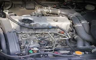 Двигатель 4d68 технические характеристики