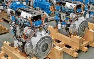 Ямз 780 двигатель технические характеристики