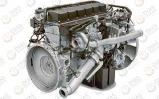 Все двигатели ман характеристики