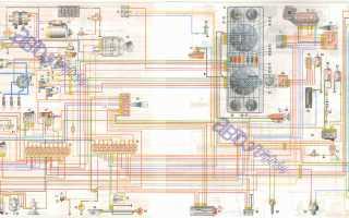 Газель 2705 схема управления двигателя