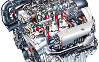 Что такое двигатель цди