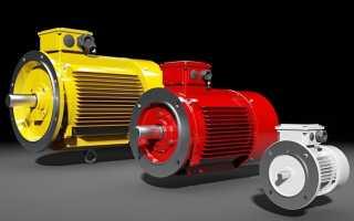 Асинхронный электрический двигатель как генератор