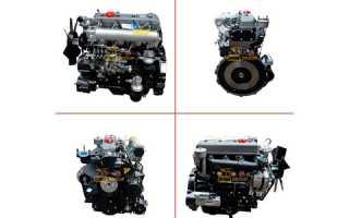 Двигатель xinchai a490bpg характеристики