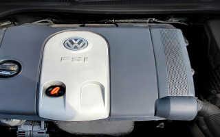 Fsi двигатель расход топлива