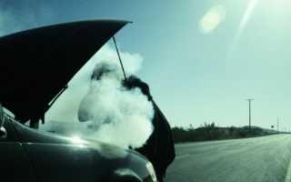 Что охлаждает двигатель машины
