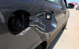 Какой бензин заливать в ладу гранту