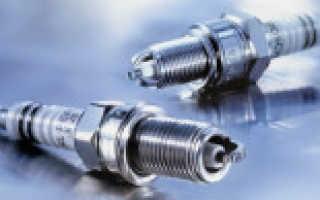 Электрическая схема системы зажигания двигателей