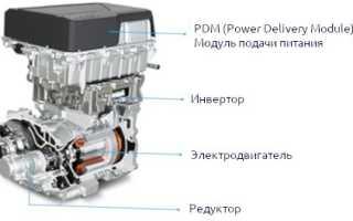 Электромобили какие двигатели используются