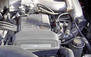 Все характеристики двигателя 2jz