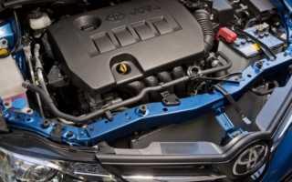Что такое цепной двигатель тойота