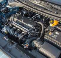 График характеристики двигателей солярис
