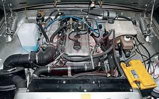 Греется двигатель 406 змз причины
