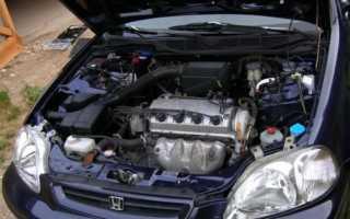 D14z6 что это за двигатель