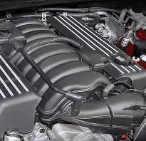 Что такое двигатель срт