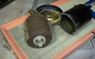 Как выглядит топливный фильтр