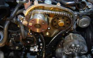 Шум при запуске двигателя tsi