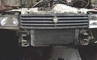 406 двигатель перегрев что менять