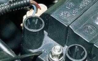 Как выставить зажигание на ваз 2110 инжектор
