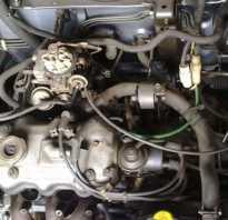 Двигатель ef12 технические характеристики