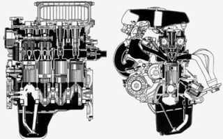 Двигатель 1sz сколько цилиндров