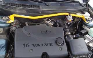 Что такое распорка двигателя