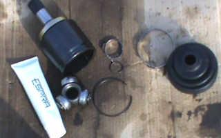 Как снять внутреннюю гранату