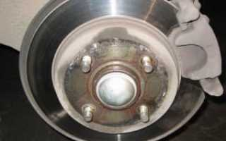 Как поменять колодки на форд фокус 3