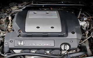 J25a какое масло в двигатель