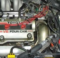 Двигатель 1vz fe характеристики