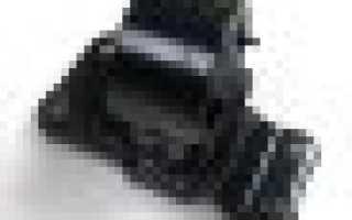 Что такое картридж подушки двигателя