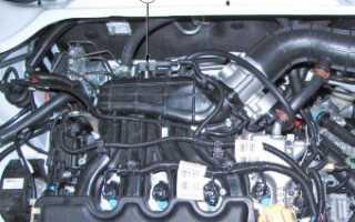 Датчики абсолютного давления 127 двигателя