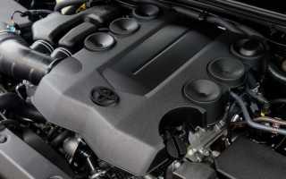 Двигатель 1gr расход топлива