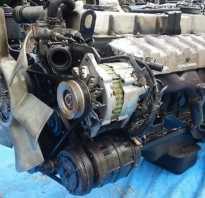 Двигатель td42t технические характеристики