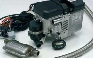 Что такое предпусковой обогреватель двигателя