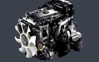 Двигатель zd30ddti технические характеристики