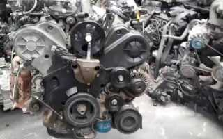 Двигатель g6ea на холодную