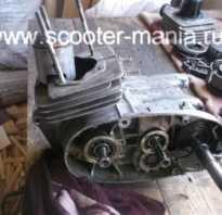 Восход схема сборки двигателя