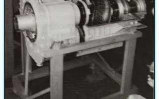 Что такое аксиальный двигатель
