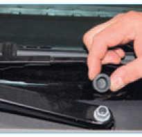 Как снять дворники форд фокус 2